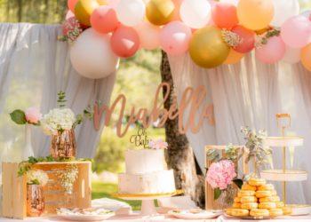 Celebra como las Kardashian: decoraciones con globos que no pueden faltar en tus fiestas