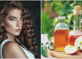 Devuélvele el brillo a tu cabello usando esta mascarilla de vinagre de manzana: es muy fácil y económico