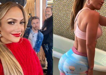 Trucos de Jennifer López para 'levantar la cola' sin cirugía