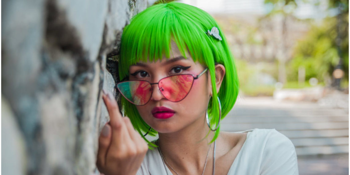 Looks de cabello verde con los que Billie Eilish se sentiría orgullosa