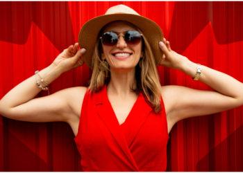 Aprende a llevar vestidos rojos y cortos: sácale provecho a este color en tendencia