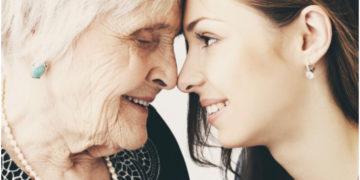 Esta chica encontró la mejor manera de recordar a su abuela fallecida