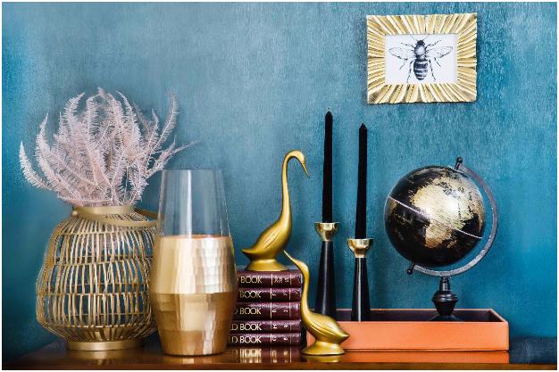 Artículos con los que puedes decorar la casa dándole un toque distinto y atractivo
