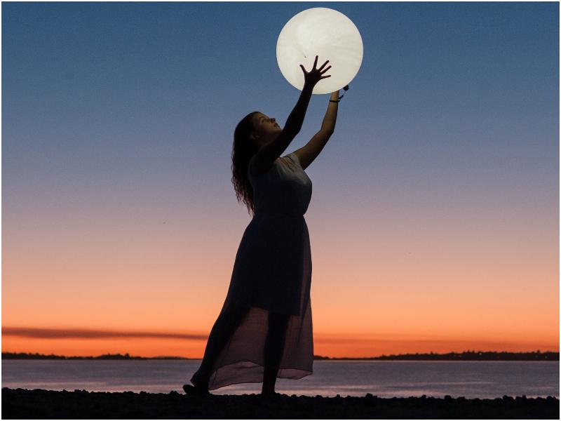 El eclipse de luna y su influencia en los signos zodiacales