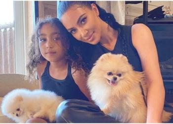 Ni Kim Kardashian se salva de las pataletas de sus hijos y North es la prueba