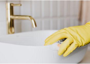 Trucos fáciles para que hagas una buena limpieza con bicarbonato