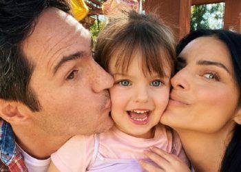 Aislinn Derbez y Mauricio Ochman hablan sobre la paternidad