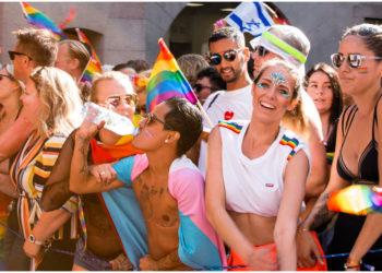 Thalía, Geraldine Bazán y otros mexicanos que celebraron el día del orgullo