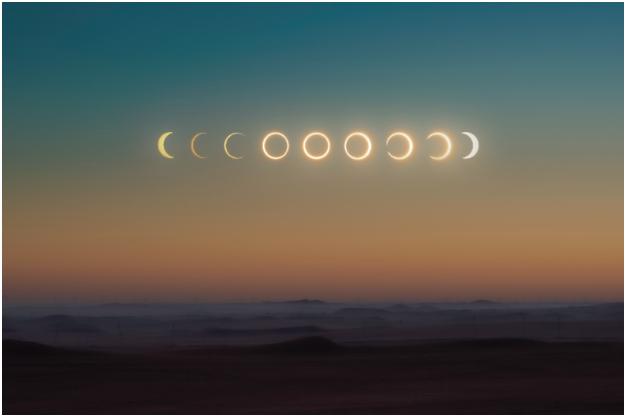 Conoce más sobre el primer eclipse solar del año: 'anillo de fuego'