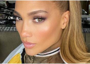 Inspírate en el look de cabello de Jennifer Lopez