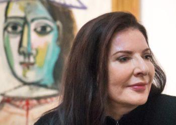 Marina Abramovic ganó este año el Premio Princesa de Asturias de las Artes. Foto: Creative Commons / Frankie Fouganthin