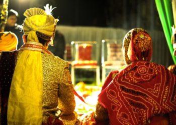 Su novia perdió la vida minutos antes de la boda, así que este novio se casó con la hermana