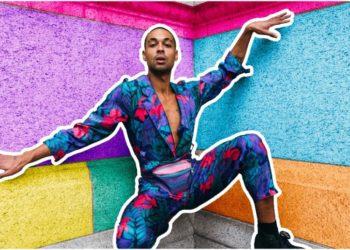 Las calles de llenan de color con los murales sobre el pride month