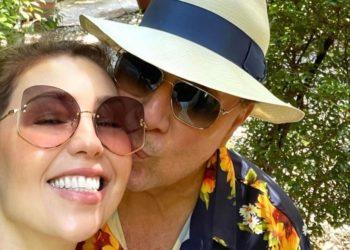"""""""Te amo como el primer día que te vi"""": Thalía le hace tierna dedicatoria a su esposo"""