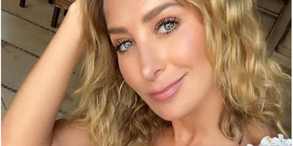 Geraldine Bazán le responde a los que critican su figura