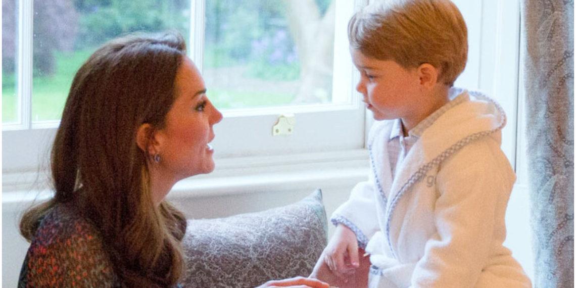 Reglas extrañas y muy curiosas que deben seguir los niños de la realeza