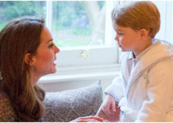 Crianza protegida, Kate y William se platean dejar de publicar fotos de su hijo en redes sociales