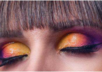 Tips para usar sombras neón y verte espectacular sin ser una experta en maquillaje