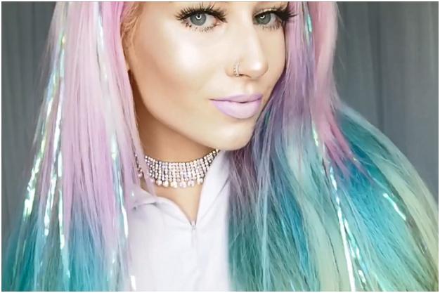 Mechas brillantes: dale un cambio a tu cabello de una forma súper sencilla