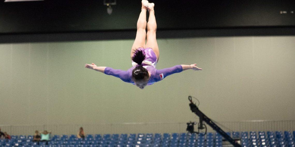 Inspiradora: conoce a Oksana Chusovitina, la gimnasta olímpica de 46 años con un hijo de 21