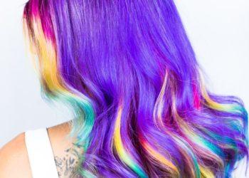 ¿Te teñirías emojis en el cabello? Este artista lo hace y el resultado es súper divertido