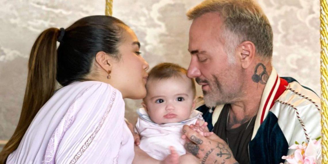 Modo papá orgulloso: estos son los 5 mejores momentos de Gianluca Vacchi junto a su hija Blu Jerusalema