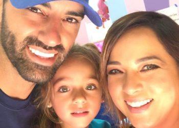 Adamari López le celebra el cumpleaños a Toni Costa