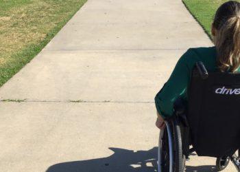 Inspiradora: joven mexicana perdió sus piernas, pero logró convertirse en atleta paralímpica
