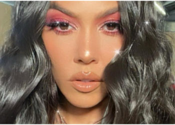 Kourtney Kardashian se unió al corte de cabello bob