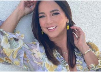 Adamari López enseña cómo lucir a los 50 como una princesa moderna