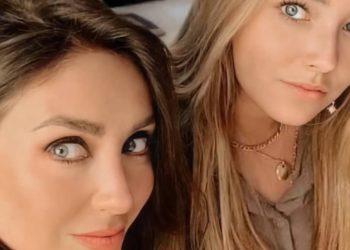 Cómo ser una tía 'cool': Anahí muestra la increíble relación que tiene con su sobrina