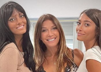 Oriana Sabatini y Catherine Fulop demuestran que la belleza va en los genes con estas fotos