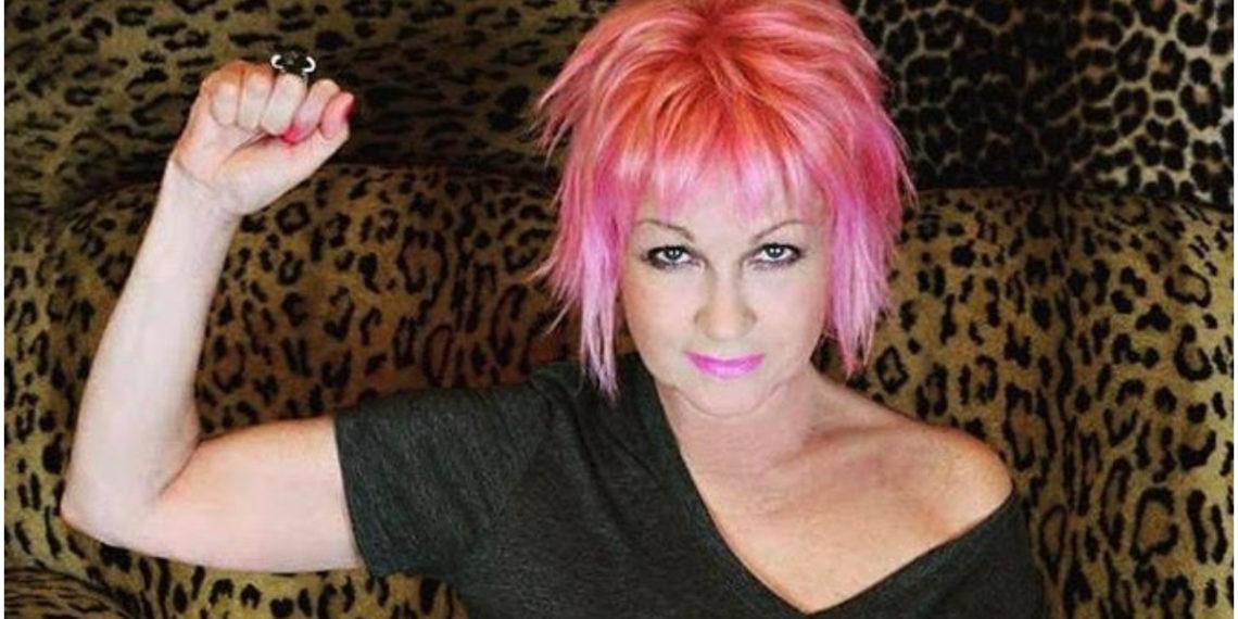 Cyndi Lauper y su canción de los 80 que se convirtió en un 'himno' de empoderamiento femenino