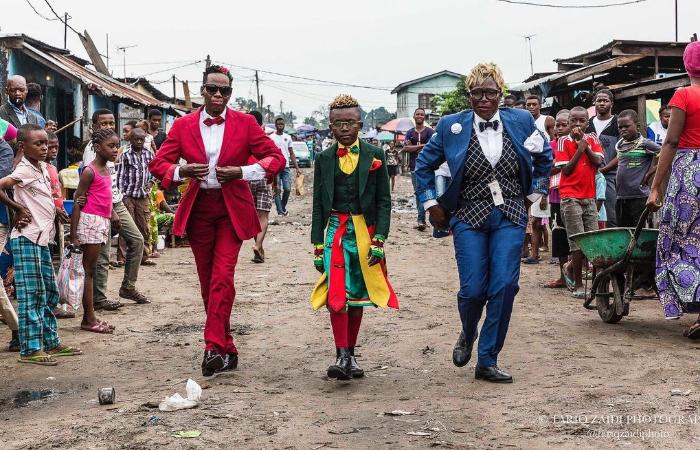 Las Dandis del Congo