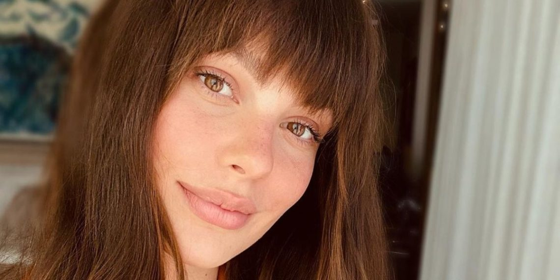 Poco maquillaje: el estilo ganador de Camila Morrone, la novia argentina de Leonardo Di Caprio