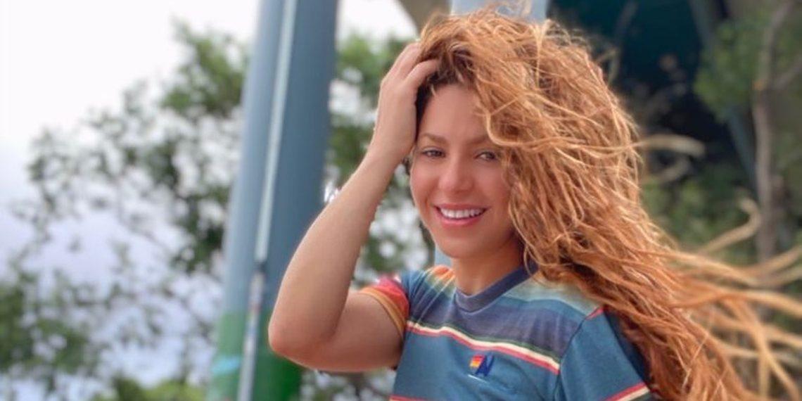 Los hábitos de Shakira para tener unas piernas 'top' a sus 40