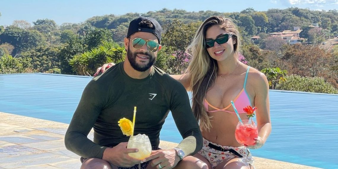 Futbolista brasileño tiene un hijo con la sobrina de su exesposa