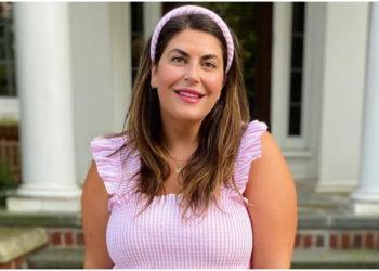 Katie Sturino, la 'influencer' plus size recrea looks de famosas y 'royals'
