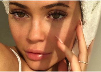 Kylie Jenner, Salma Hayek y otras famosas que lucen hermosas sin maquillaje