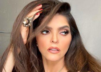 """""""Viejos los cerros y reverdecen"""": la respuesta de Ana Bárbara a un fan que criticó su edad"""