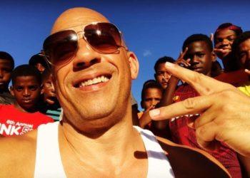 """""""Soy un papá"""": la realista respuesta de Vin Diesel a quienes criticaron su """"panza"""" en las redes"""