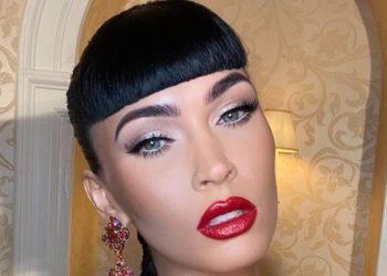 Llegó tu momento: Megan Fox pone el peinado de 'Betty La Fea' en tendencia