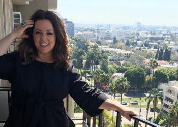 Like a boss: Melissa McCarthy no encontraba quien la vistiera por su peso, así que lanzó su propia marca de ropa