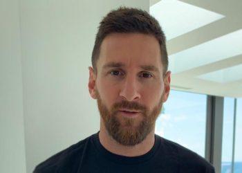 Messi normaliza que los hombres lloren y da una lección de humanidad