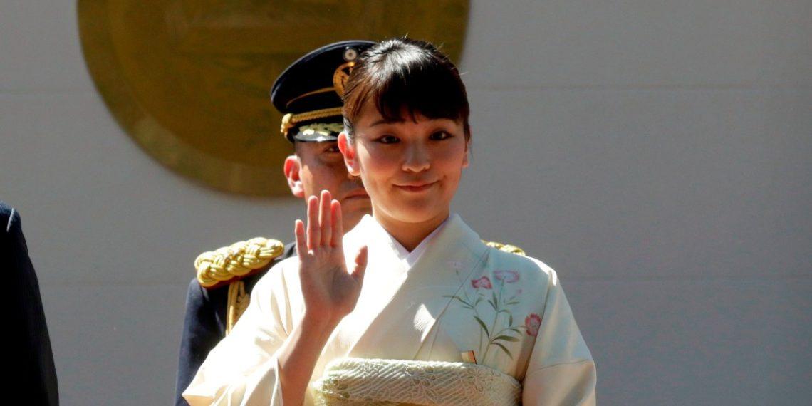 ¿Dejarías un millón de dólares por amor? La historia de la princesa japonesa Mako