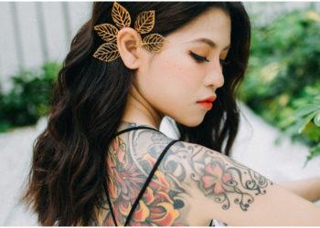 Tatuajes en la espalda: apuesta por un diseño delicado con el que te sientas súper atractiva