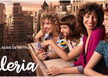 Valeria, una serie perfecta para mujeres y amigas que están atravesando los 30
