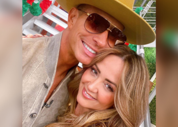 Andrea Legarreta se sincera sobre la supuesta infidelidad de Erik Rubín