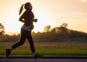 Poderosa: salió de comer un asado a correr el Maratón de Buenos Aires y quedó en tercer lugar