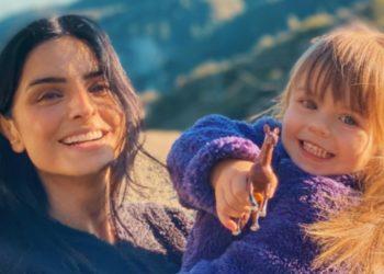 Aislinn Derbez y el temor que está superando gracias a su pequeña hija